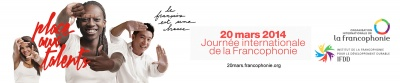 Journ�e internationale de la Francophonie 2014 au Qu�bec