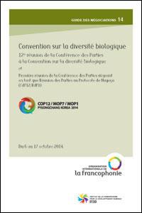 Guide des négociations CdP12 Biodiversité